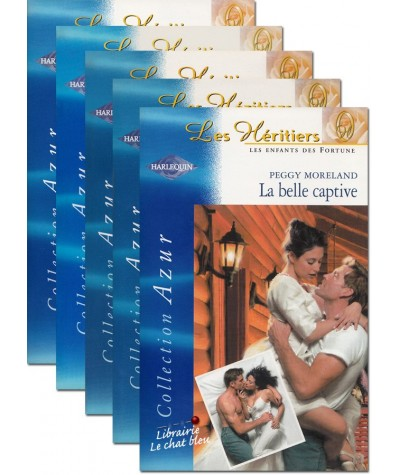 Les Héritiers, les enfants des Fortune - Saga en 5 tomes