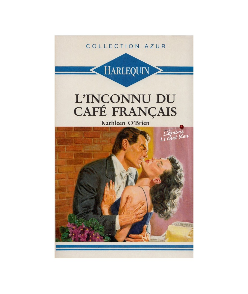 N° 1250 - L'inconnu du café français (Kathleen O'Brien)