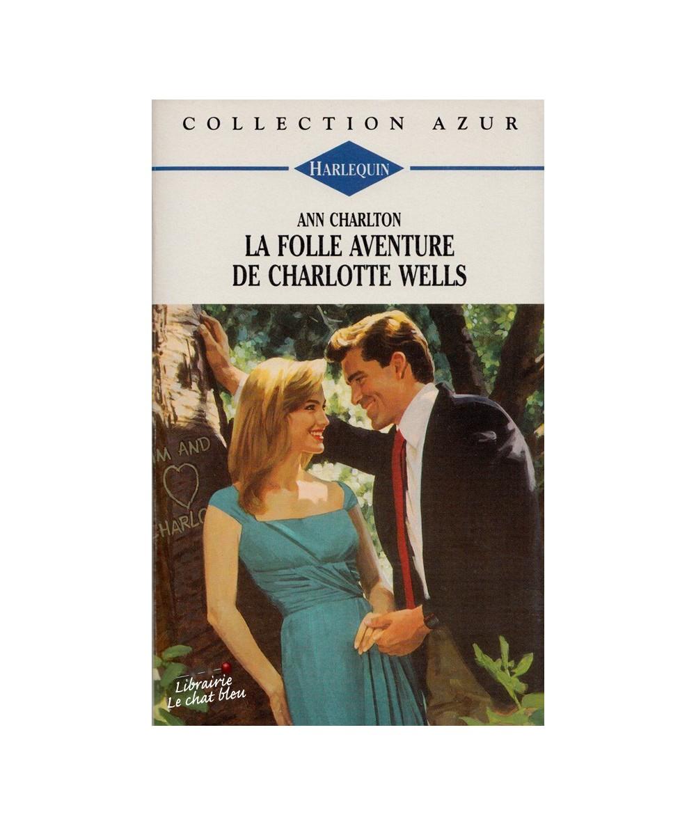 N° 1342 - La folle aventure de Charlotte Wells (Ann Charlton)