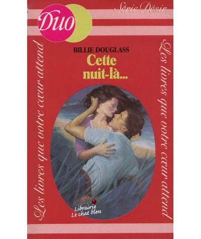 Cette nuit-là... (Billie Douglas) - Duo Désir N° HS