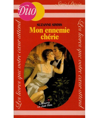 Mon ennemie chérie (Suzanne Simms) - Duo Désir N° 20