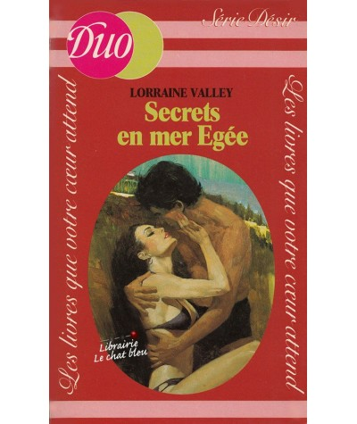 Secrets en mer Egée (Lorraine Valley) - Duo Désir N° 35
