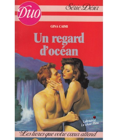 Un regard d'océan (Gina Caimi) - Duo Désir N° 137