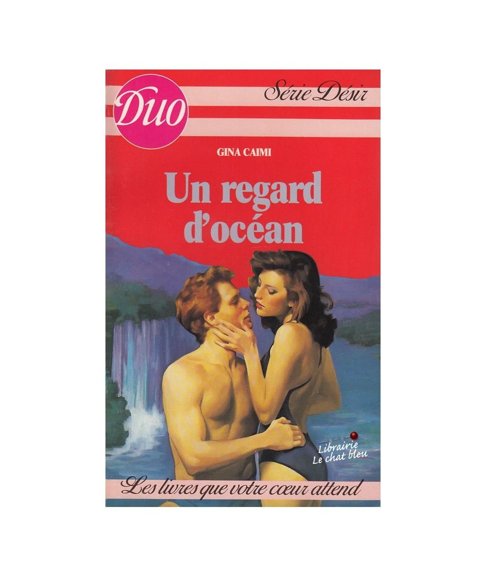 N° 137 - Un regard d'océan (Gina Caimi)