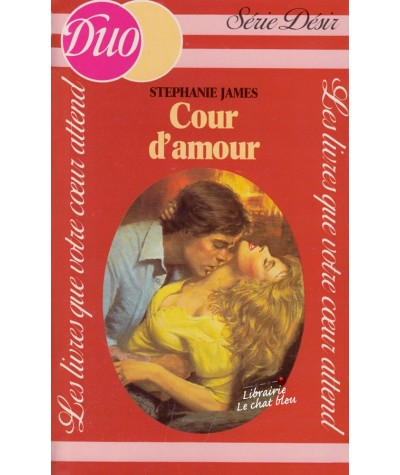 N° 117 - Cour d'amour (Stephanie James)