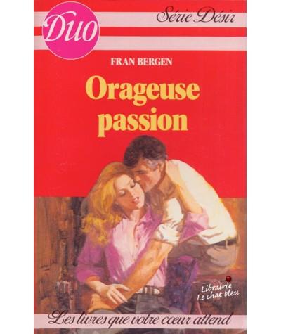 Orageuse passion (Fran Bergen) - Duo Désir N° 149