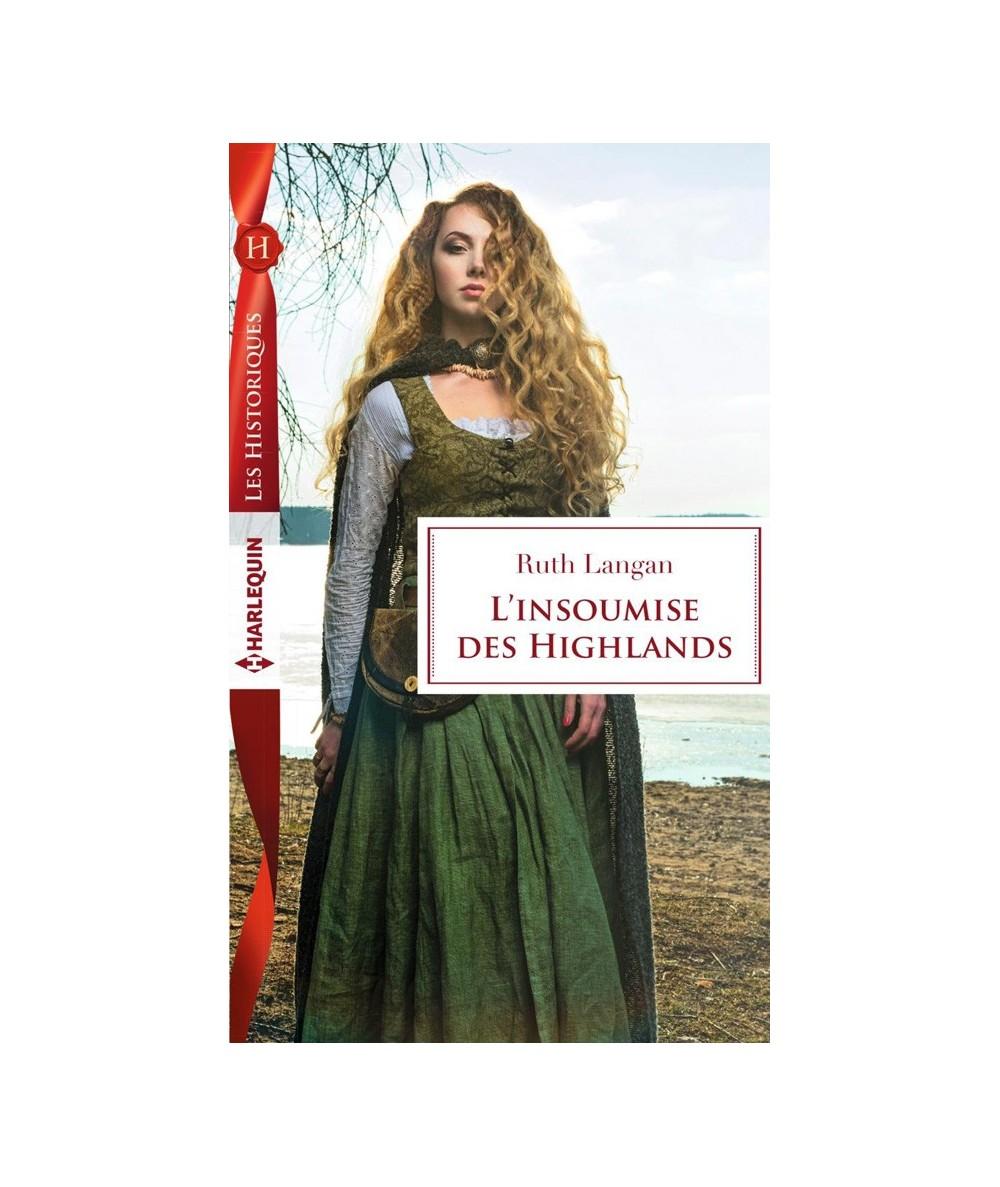 N° 762 - L'insoumise des Highlands (Ruth Langan) - Roman réédité