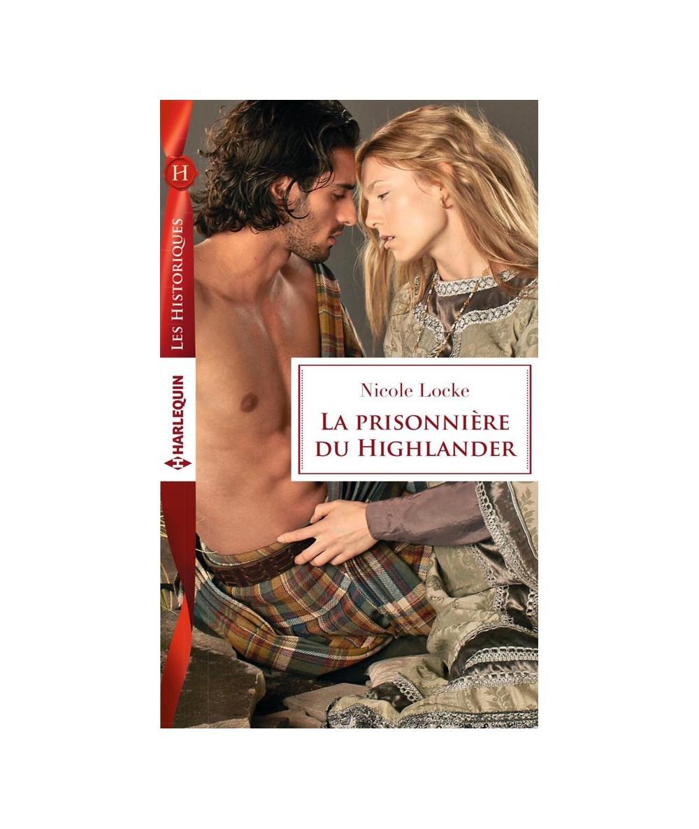 N° 737 - La prisonnière du Highlander (Nicole Locke)