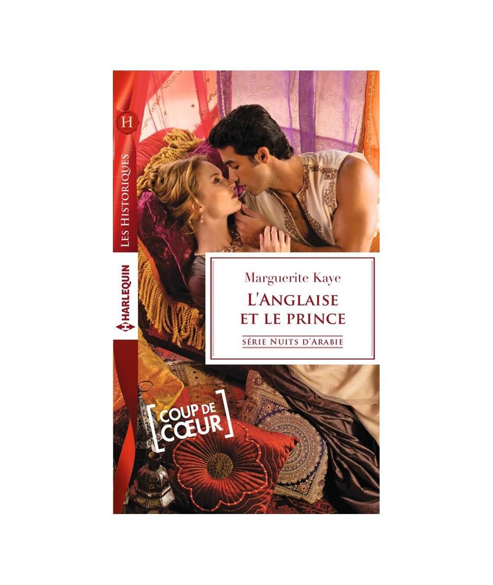N° 733 - L'Anglaise et le Prince (Marguerite Kaye) - Nuits d'Arabie T1