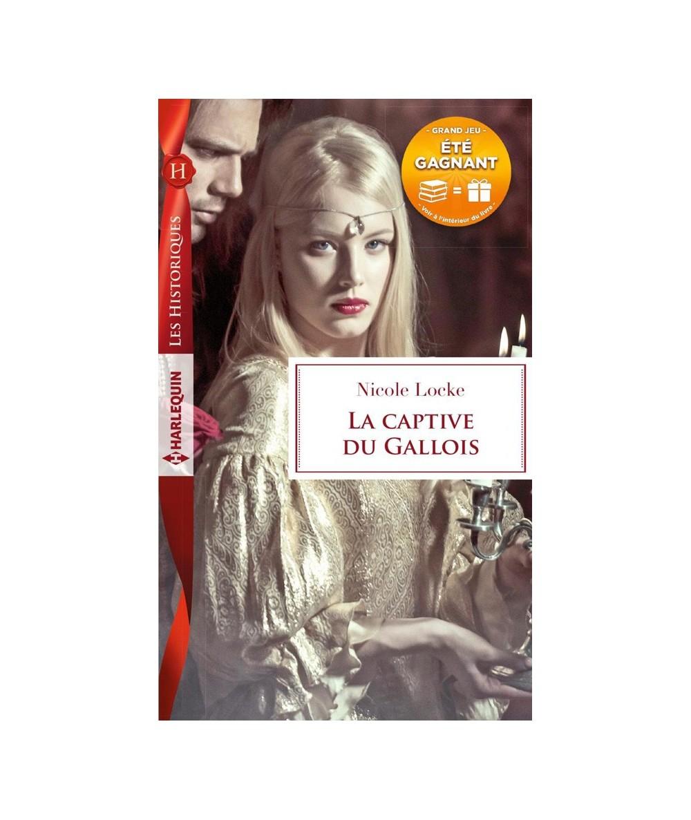 N° 760 - La captive du Gallois (Nicole Locke)