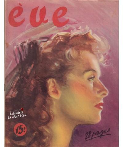 Revue Eve n° 138 du 10 décembre 1948