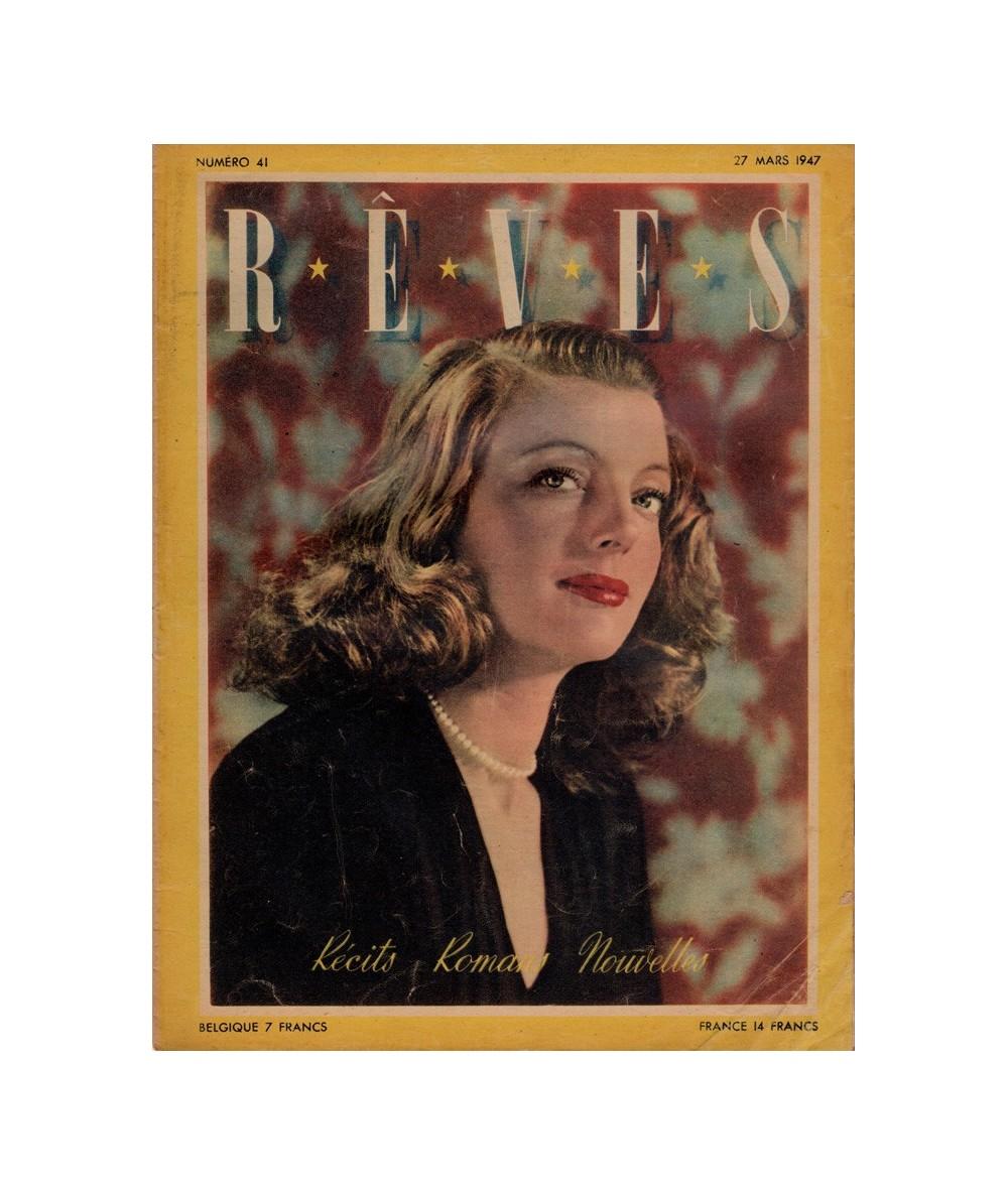 Rêves n° 41 - Année 1947