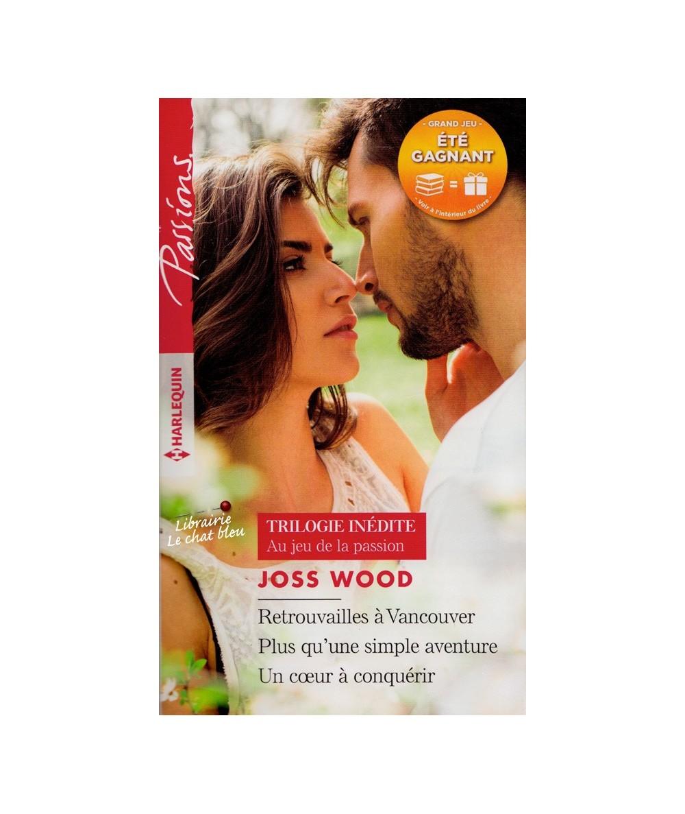 N° 670 - Trilogie : Au jeu de la passion (Joss Wood)
