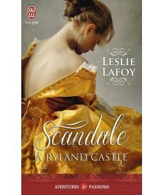 Scandale à Ryland Castle (Leslie Lafoy) - J'ai lu N° 8732