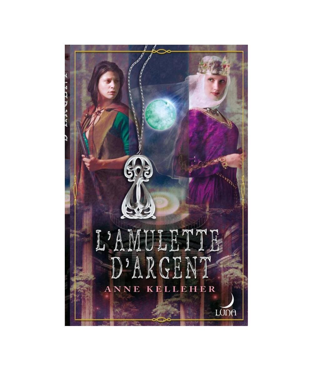 N° 8 - L'amulette d'argent (Anne Kelleher)