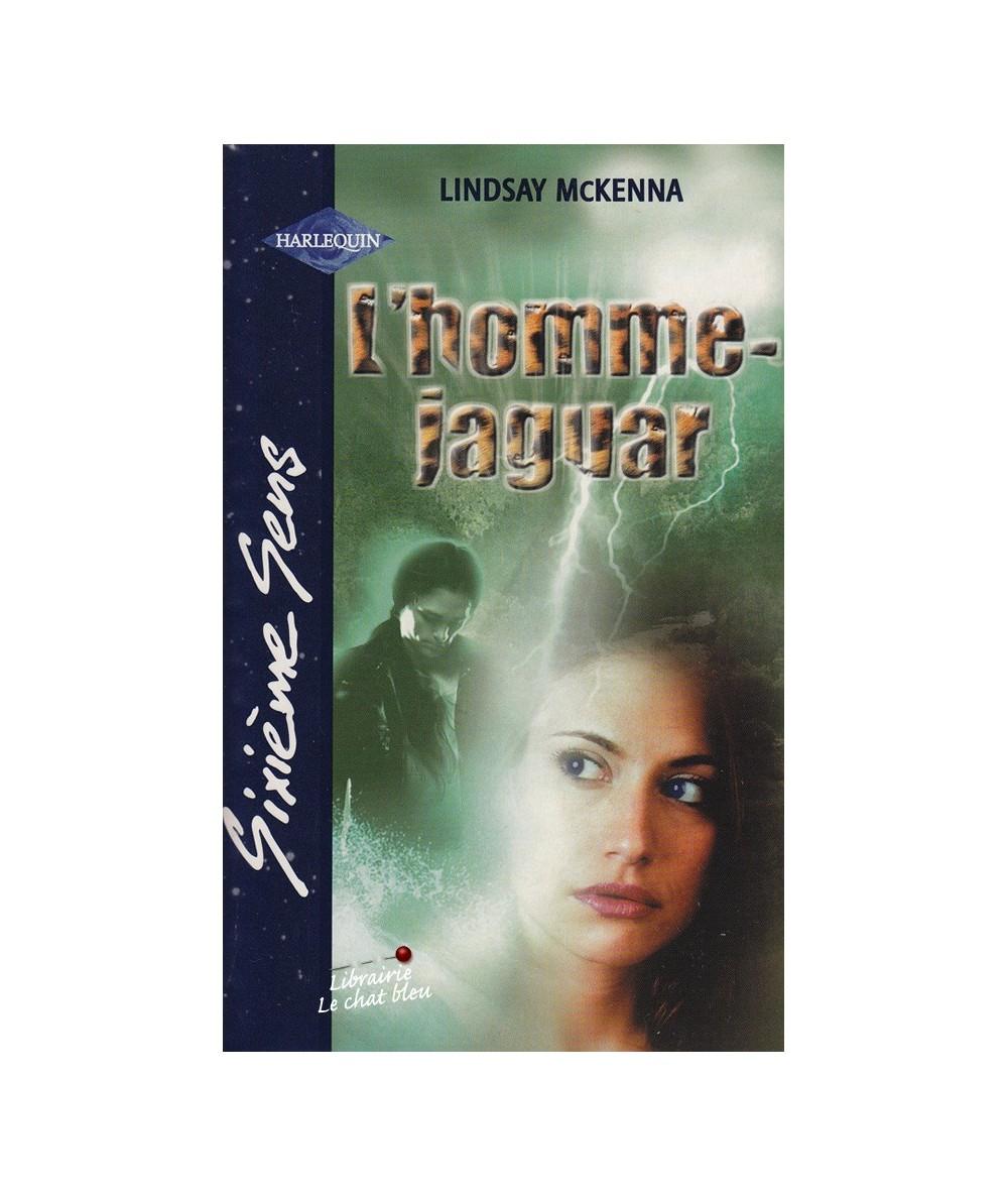 N° 179 - L'homme-jaguar (Lindsay McKenna)