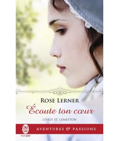 Lively St. Lemeston T3 : Ecoute ton coeur (Rose Lerner) - J'ai lu N° 11581