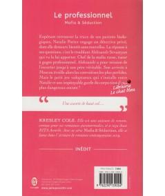Mafia & Séduction T1 : Le professionnel (Kresley Cole) - J'ai lu N° 11694