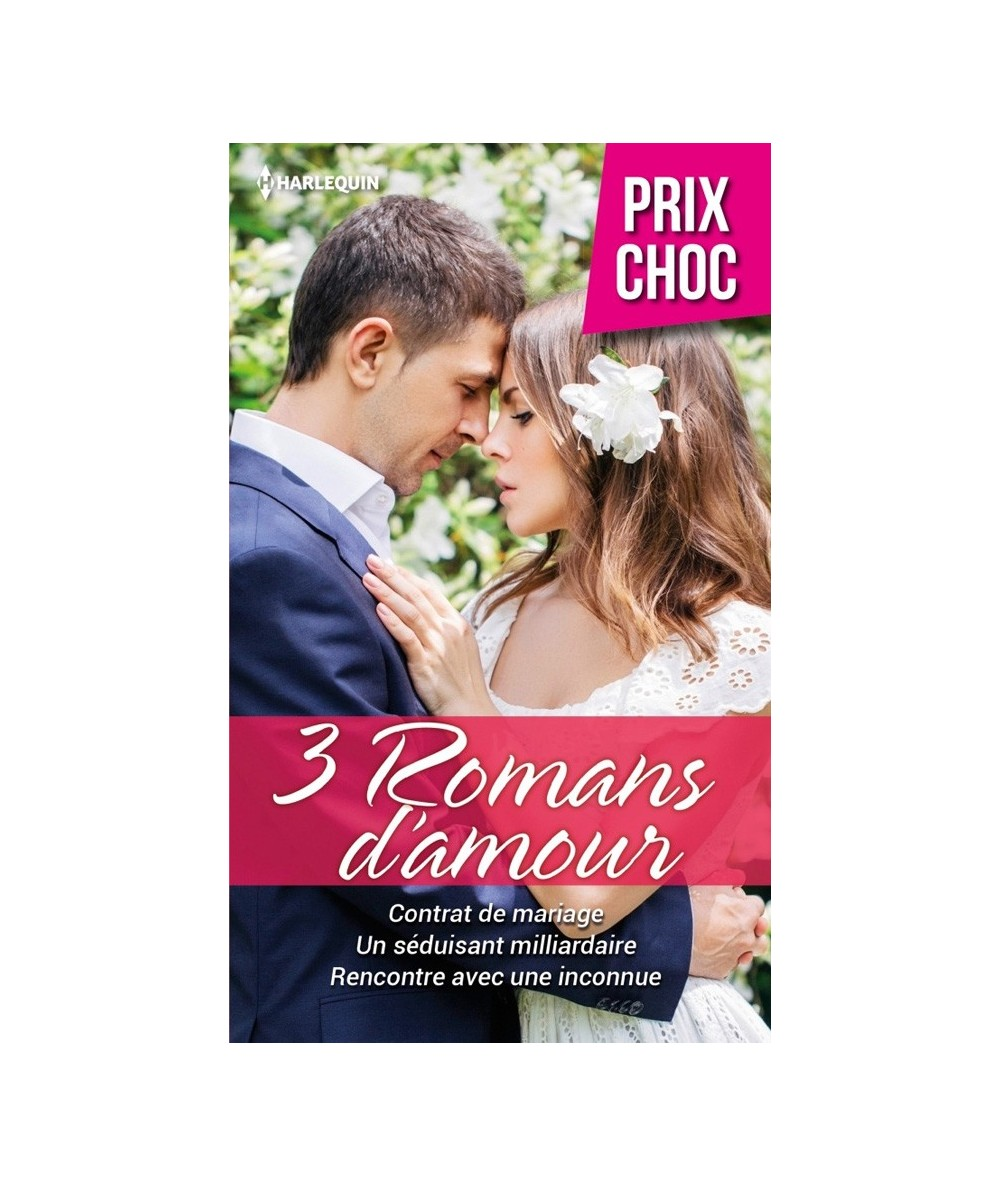 3 Romans d'amour (Susan Fox, Julia James et Kathryn Jensen)