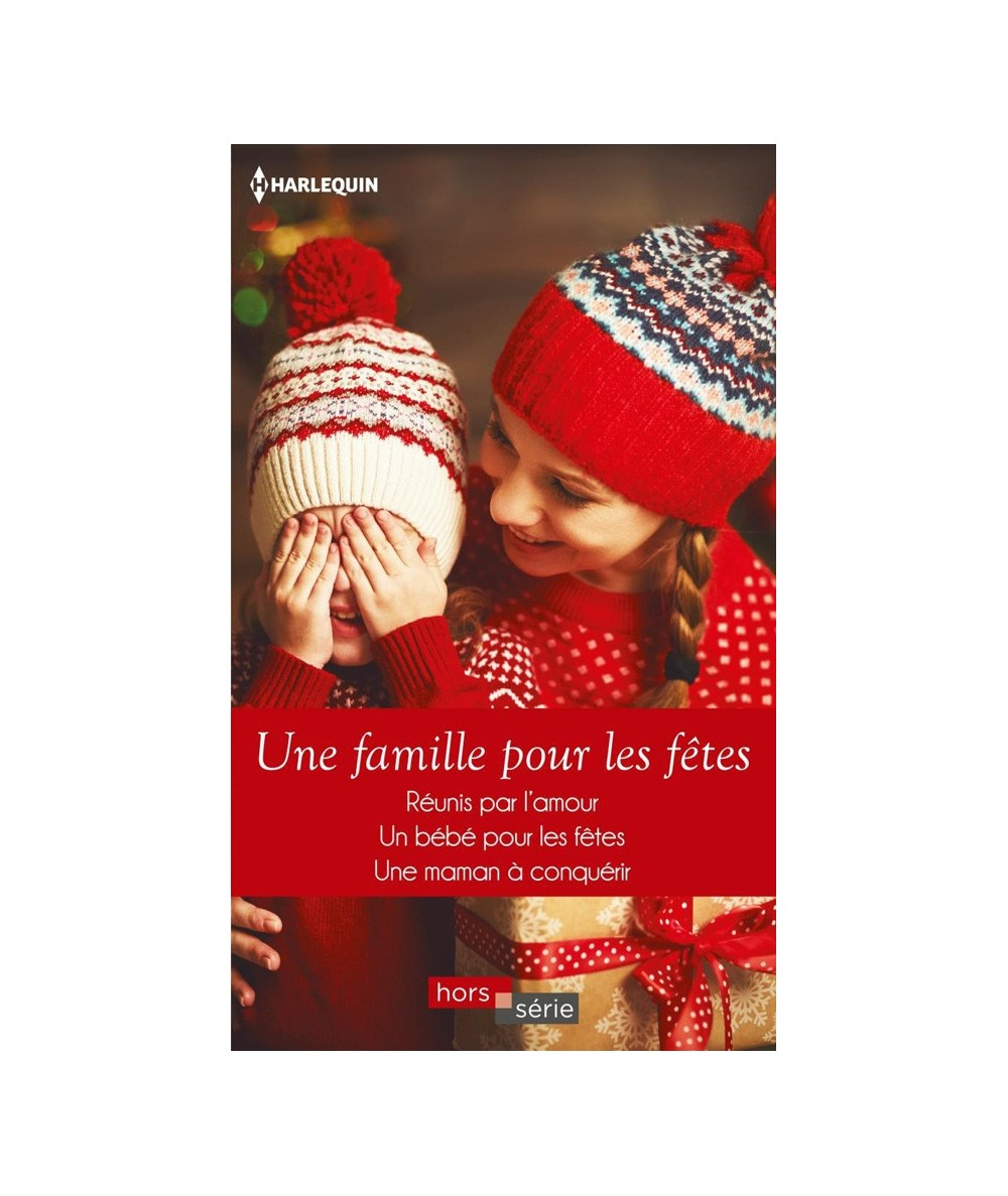 Une famille pour les fêtes - 3 romans réédités