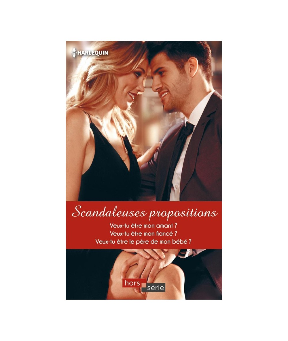 Scandaleuses propositions - 3 romans réédités