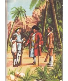 L'île au trésor (Robert Louis Stevenson)
