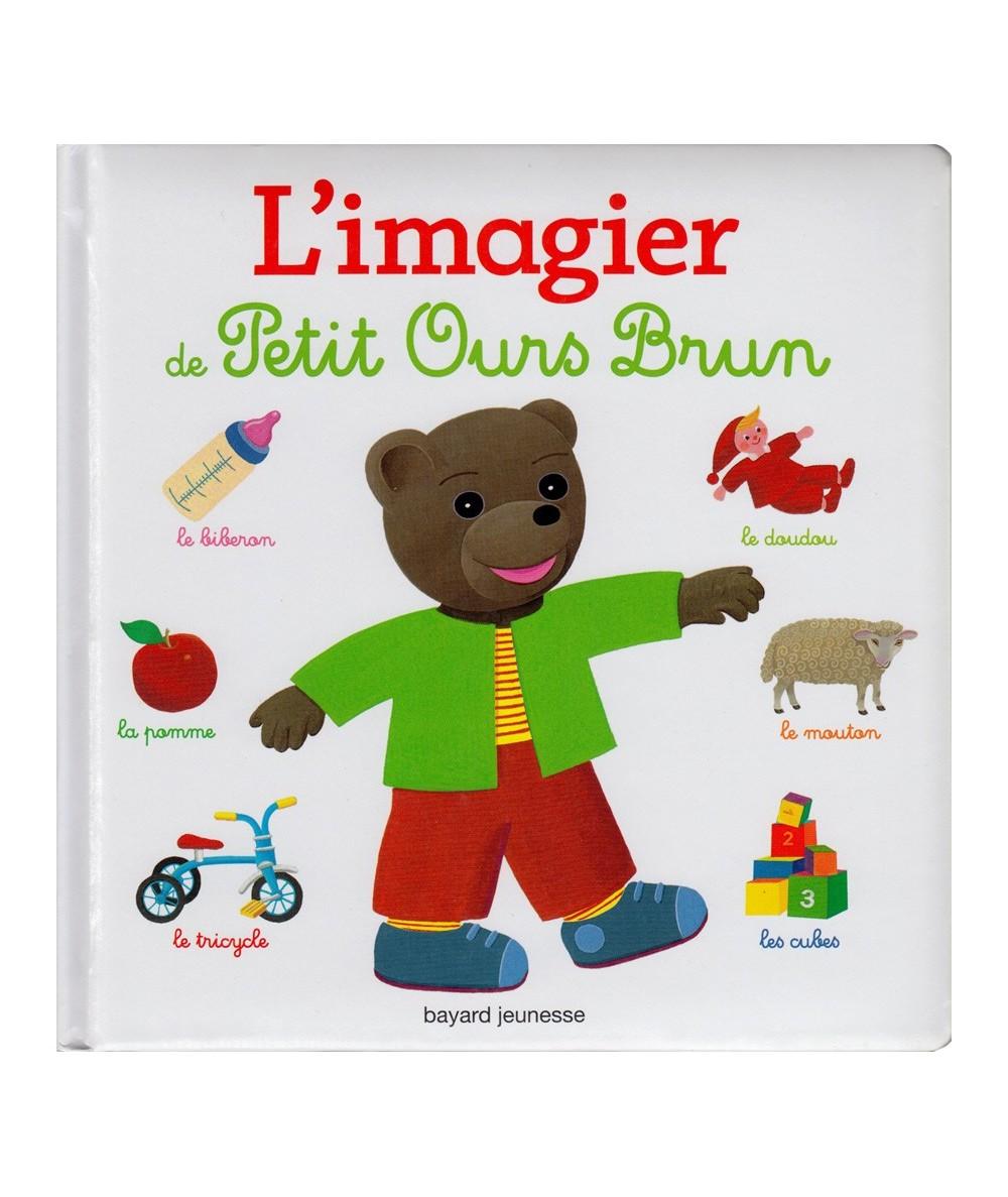 L'imagier de Petit Ours Brun (Daniel et Martin Bour)