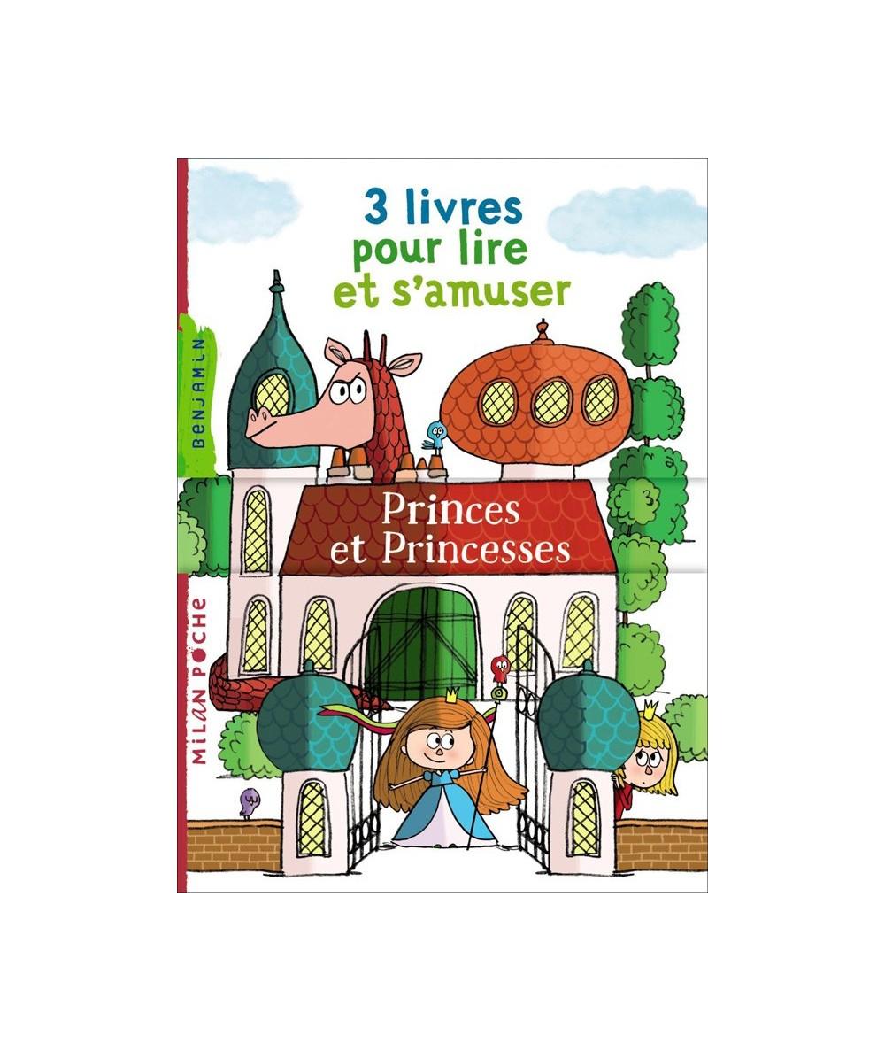 Princes et Princesses : 3 livres pour lire et s'amuser