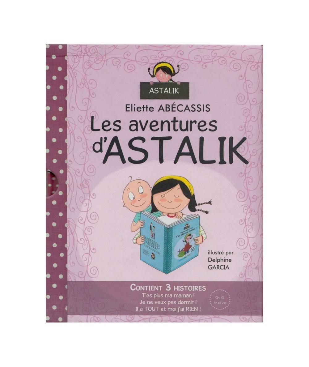 Coffret Les aventures d'ASTALIK (Eliette Abécassis, Delphine Garcia)