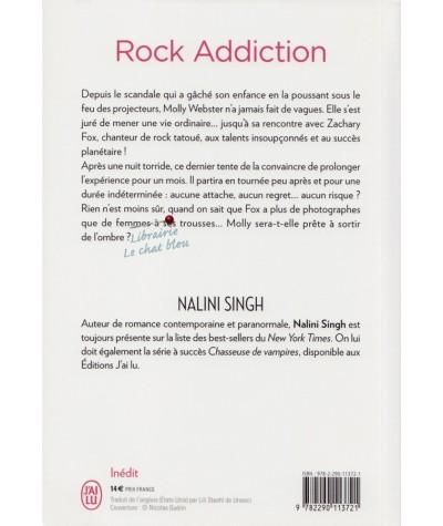 Rock Addiction (Nalini Singh)