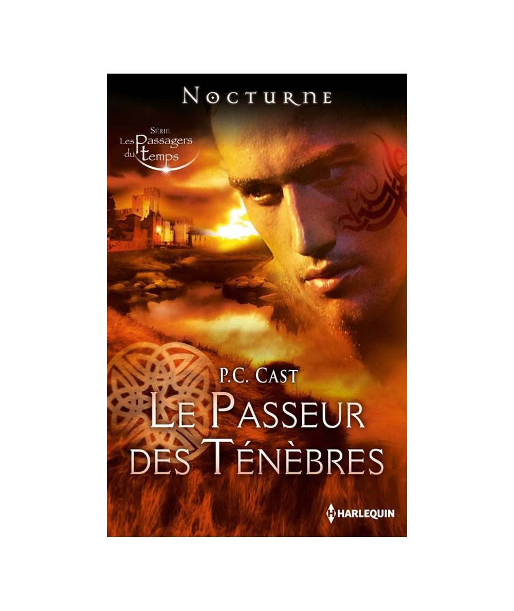 N° 63 - Le Passeur des Ténèbres (P.C. Cast) - Les Passagers du Temps T3