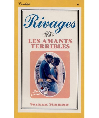 Les amants terribles (Suzanne Simmons) - Rivages N° 6