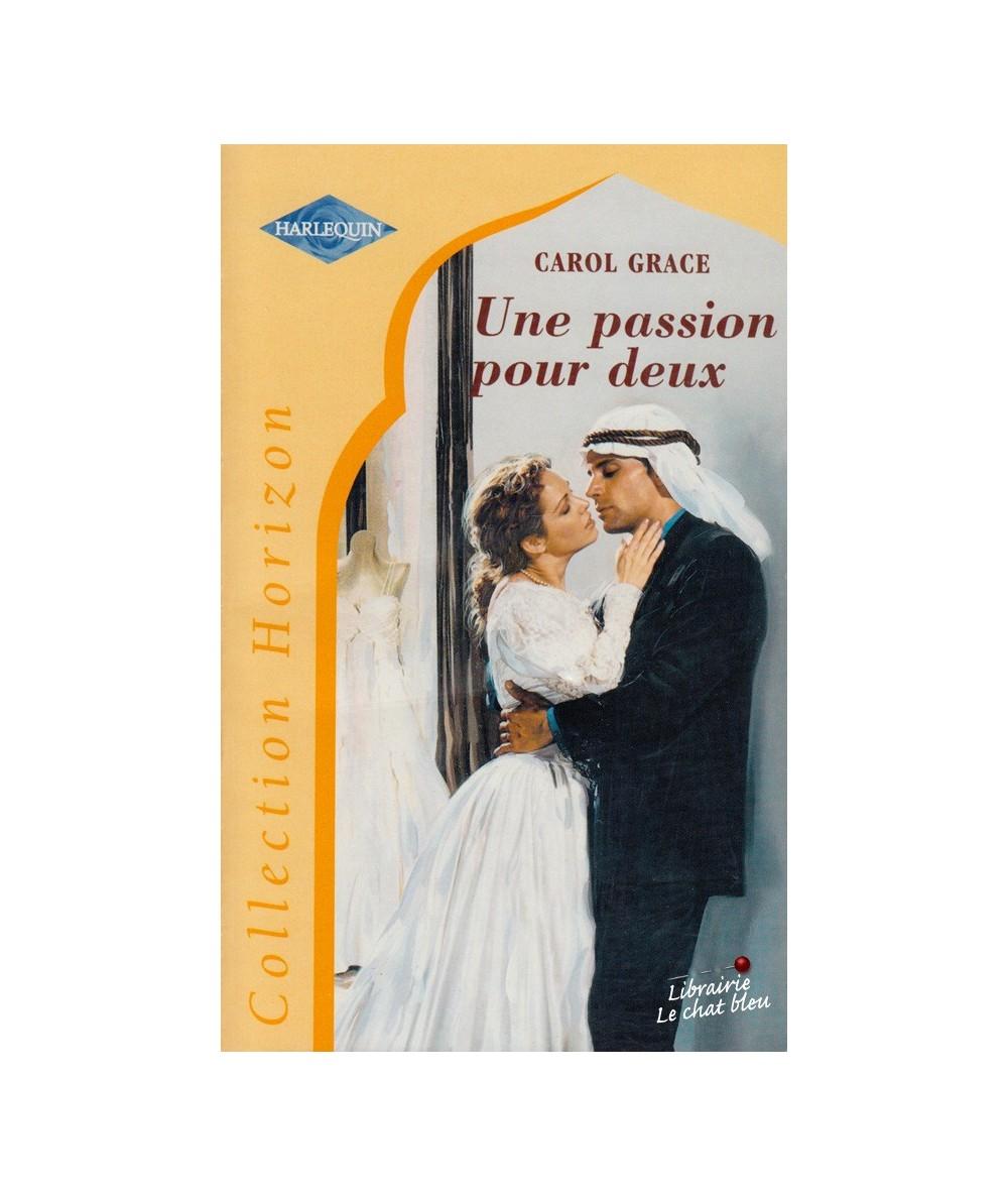 N° 1822 - Une passion pour deux (Carol Grace)