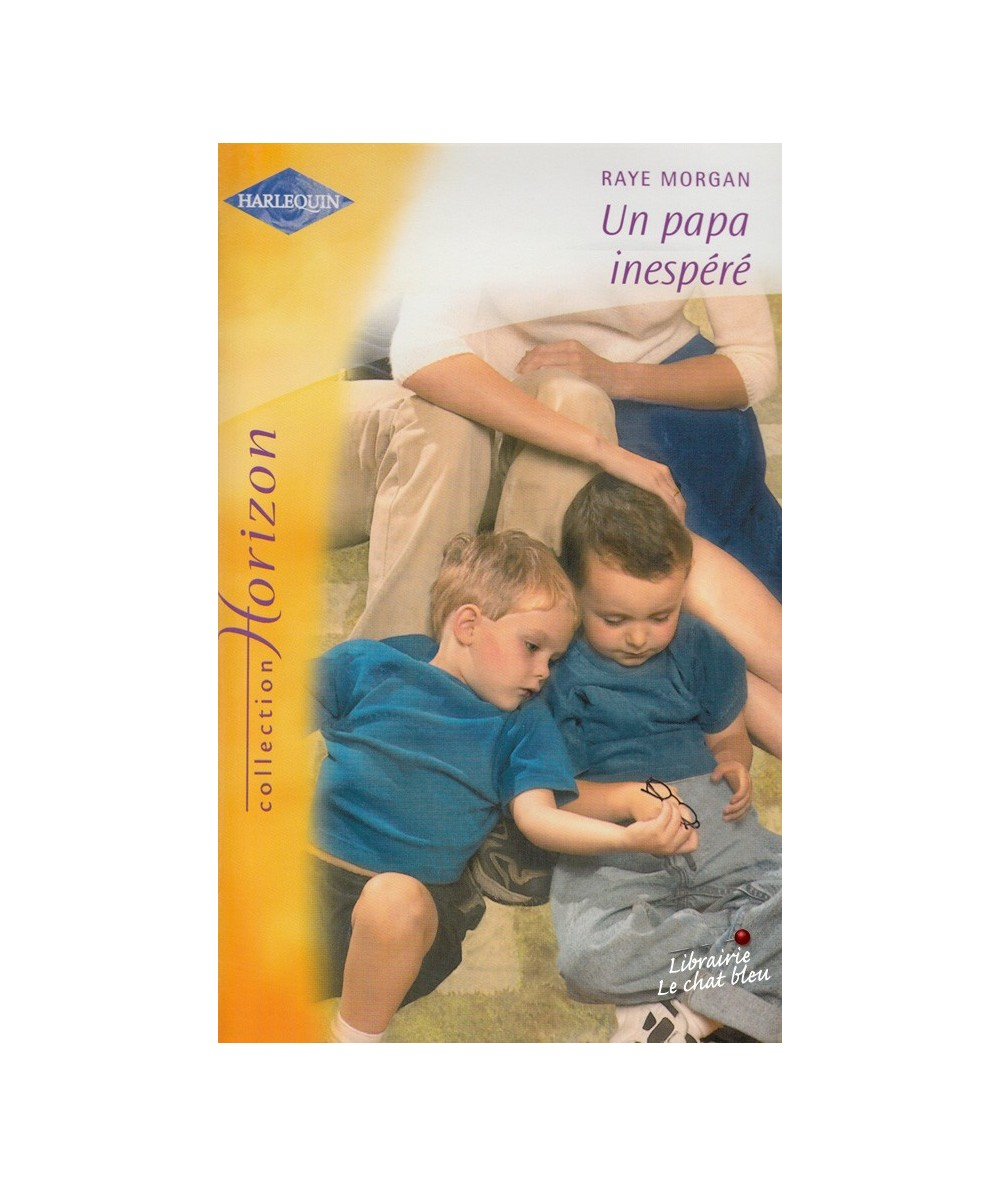 N° 2028 - Un papa inespéré (Raye Morgan)