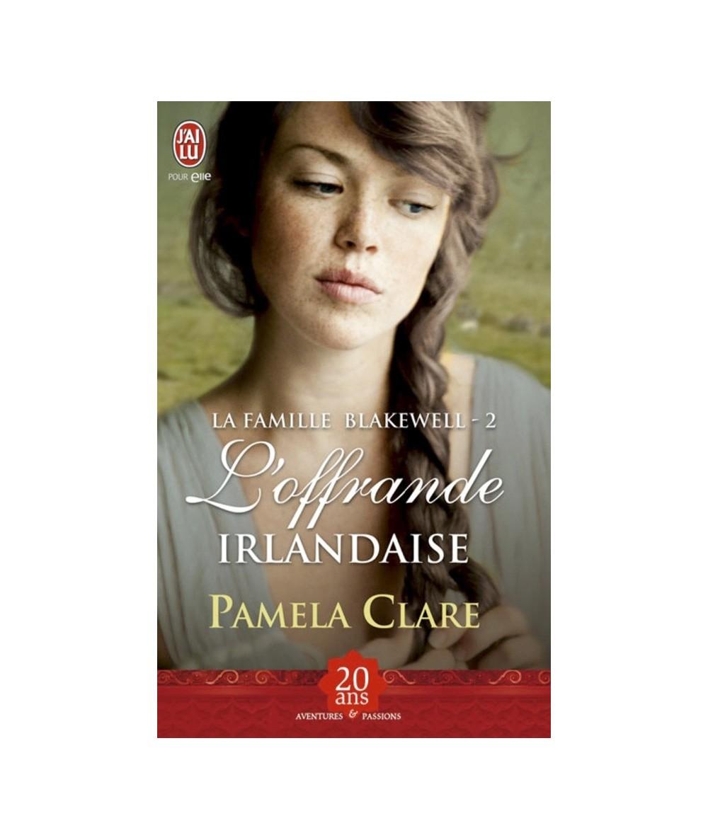 N° 8283 - La famille Blakewell T2 : L'offrande irlandaise (Pamela Clare)