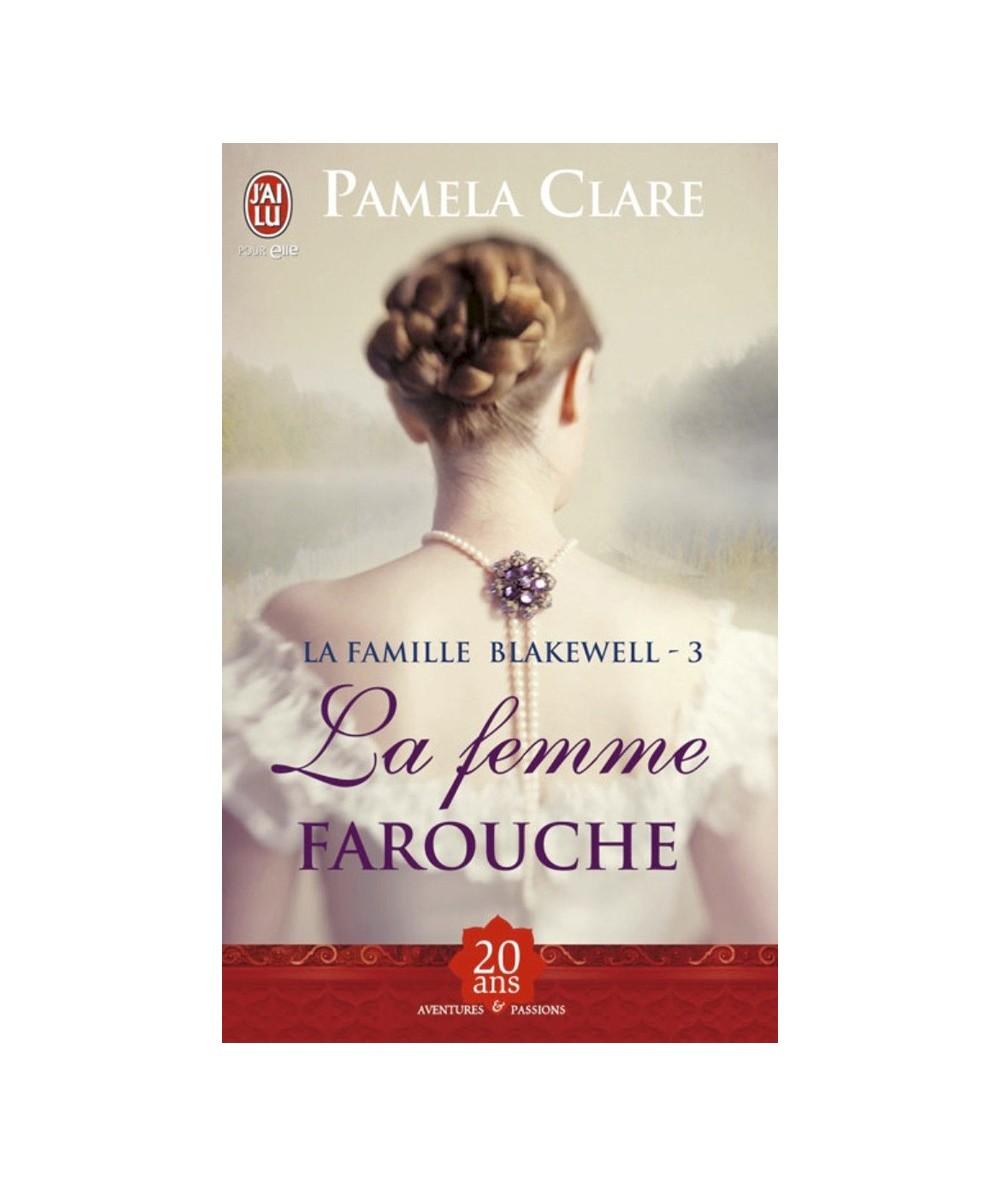 N° 9660 - La famille Blakewell T3 : La femme farouche (Pamela Clare)