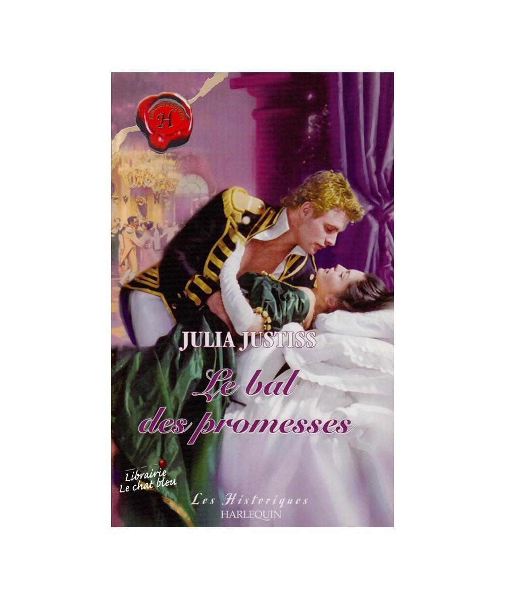 N° 245 - Le bal des promesses (Julia Justiss)