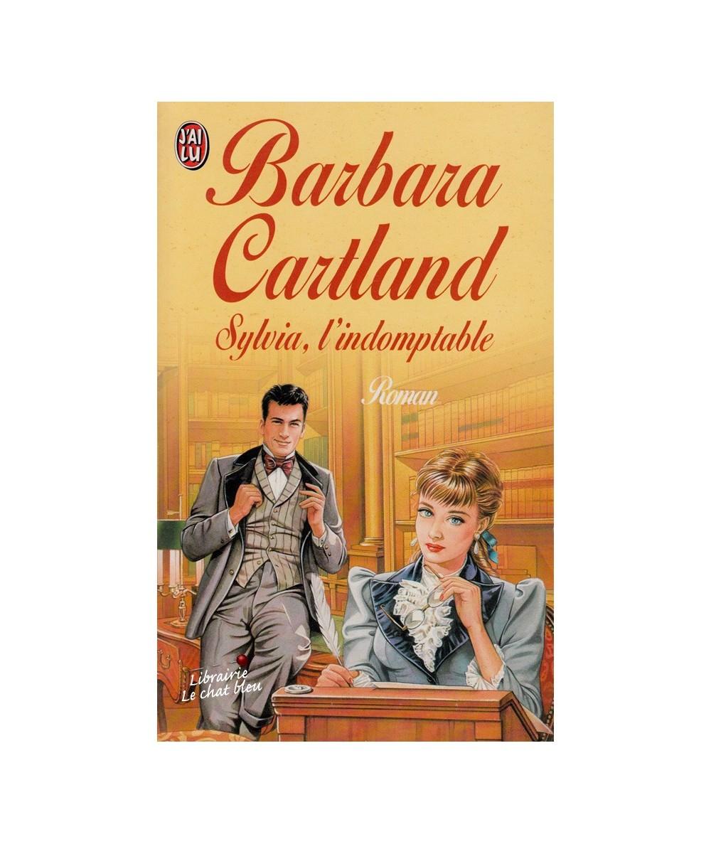 N° 6195 - Sylvia, l'indomptable (Barbara Cartland)