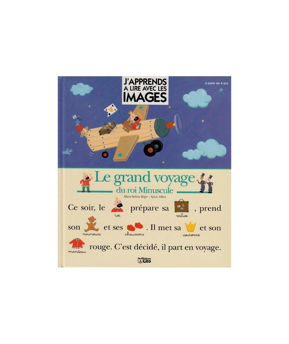 Le grand voyage du roi Minuscule (Marie-Sabine Roger, Sylvie Albert)