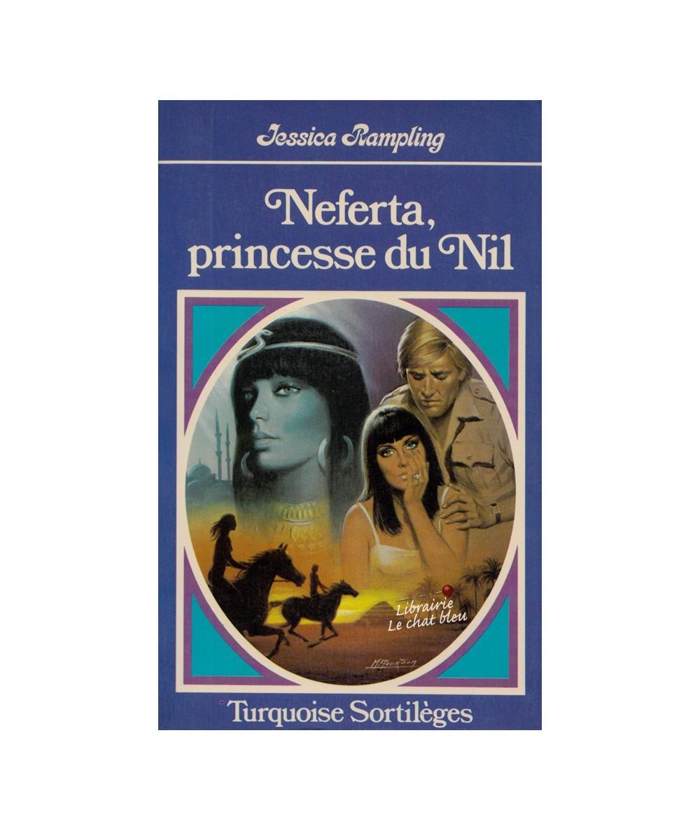 N° 97 - Neferta, princesse du Nil (Jessica Rampling)