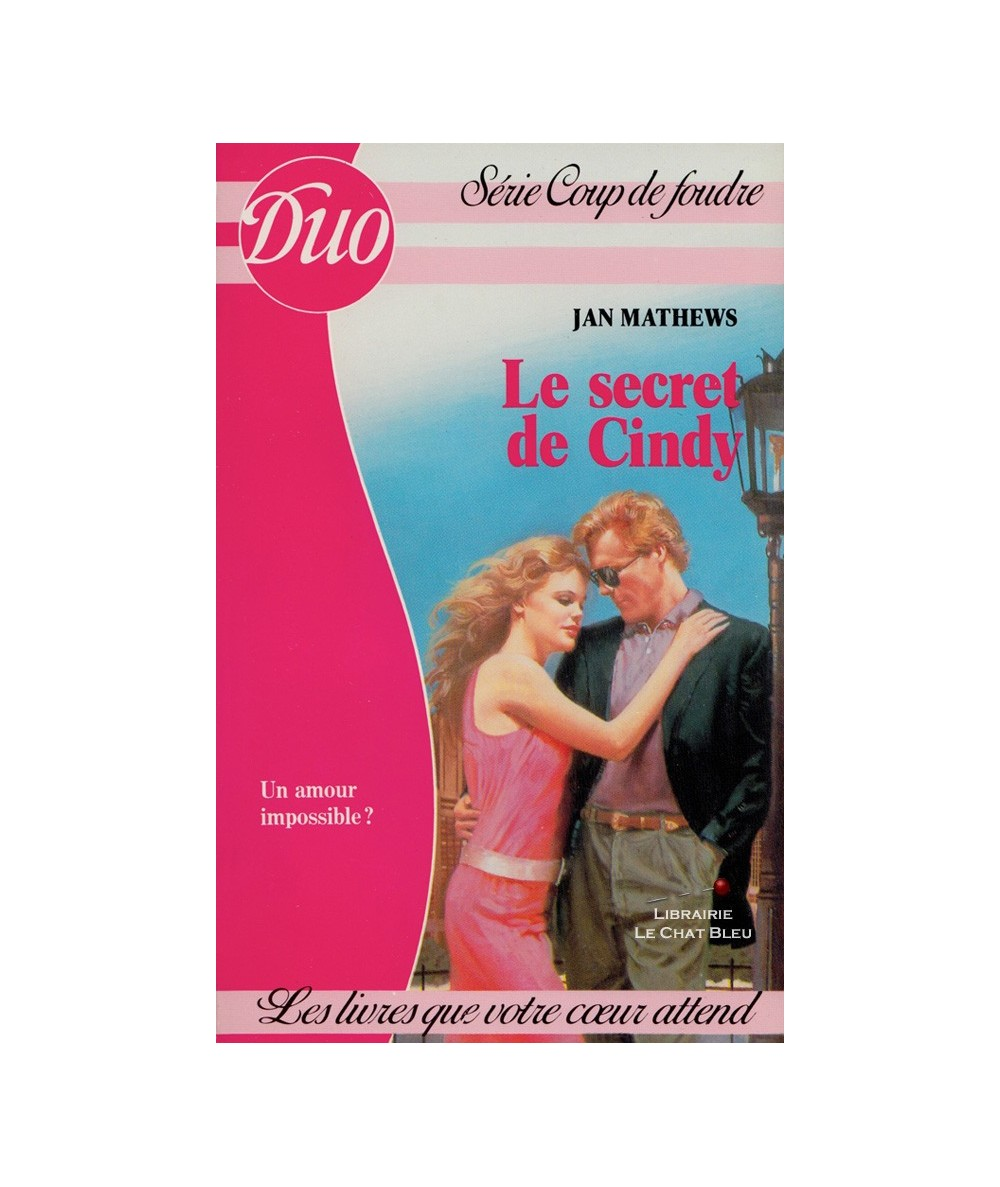 N° 129 - Le secret de Cindy (Jan Mathews)