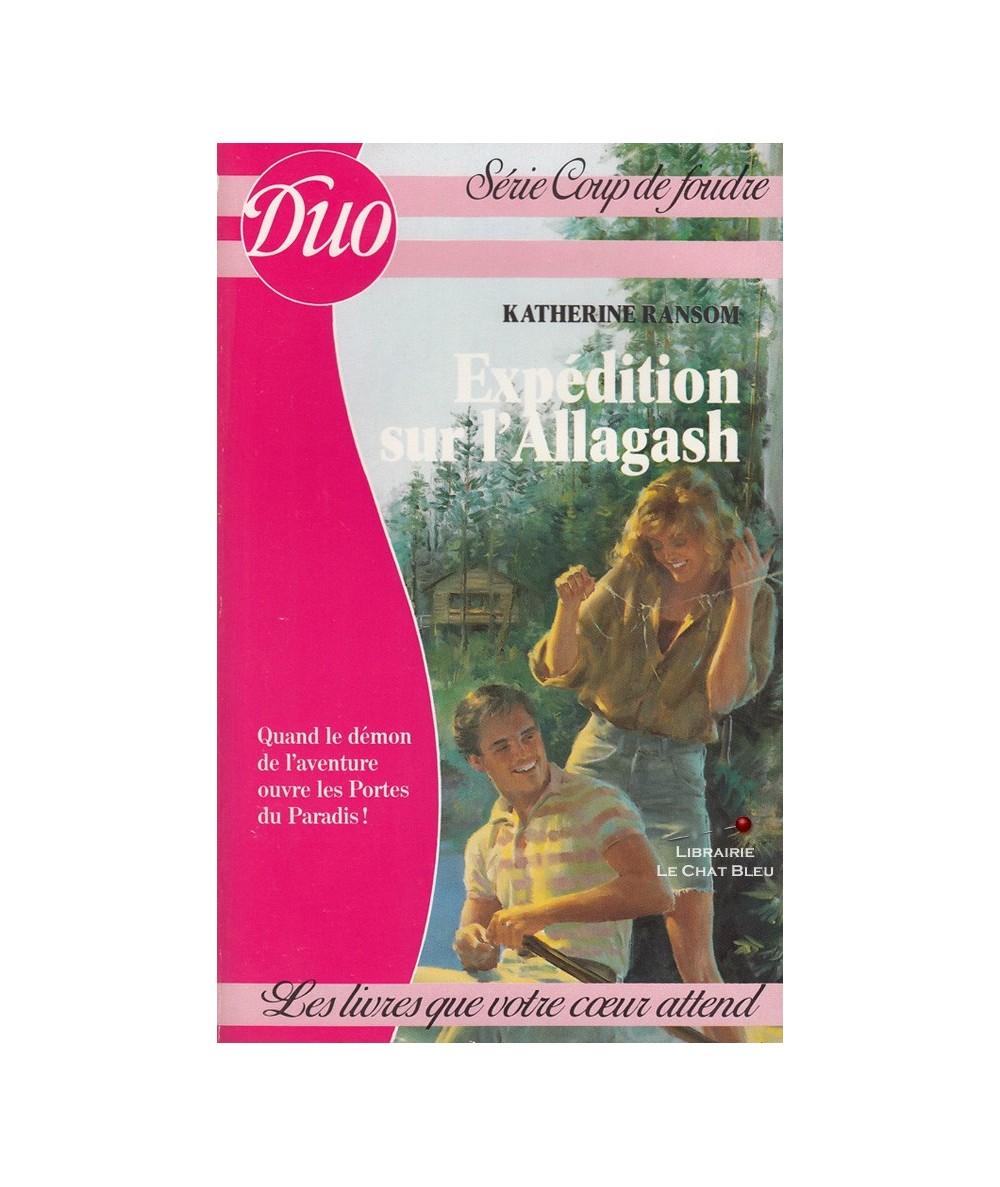 N° 123 - Expédition sur l'Allagash (Katherine Ransom)