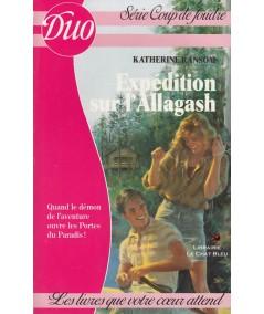 Expédition sur l'Allagash (Katherine Ransom) - Harlequin Duo Coup de foudre N° 123