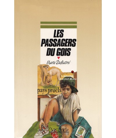 Les passagers du Gois (Marie Dufeutrel) - Collection Cascade