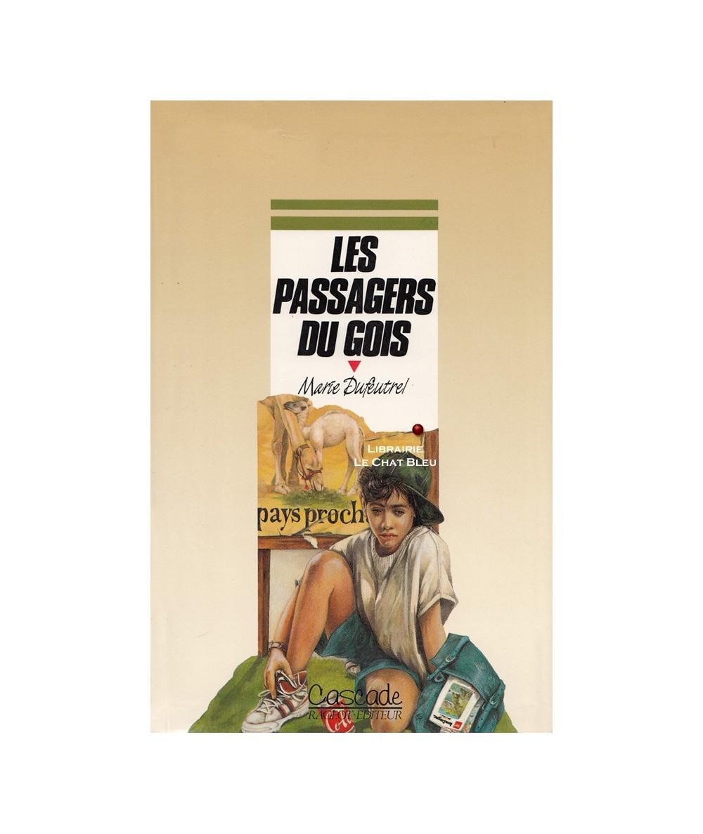 Les passagers du Gois (Marie Dufeutrel) - Collection Cascade