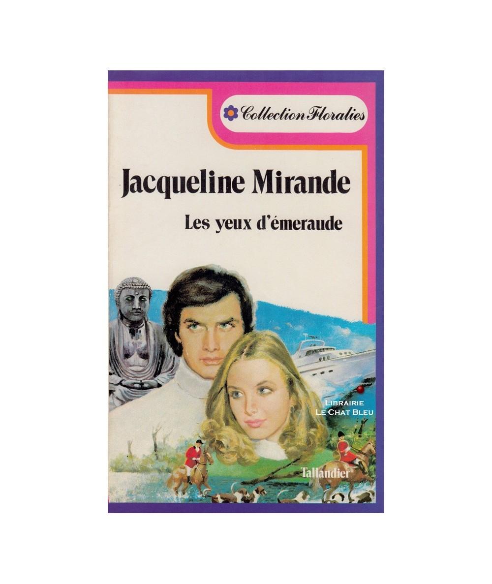 N° 37 - Les yeux d'émeraude (Jacqueline Mirande)