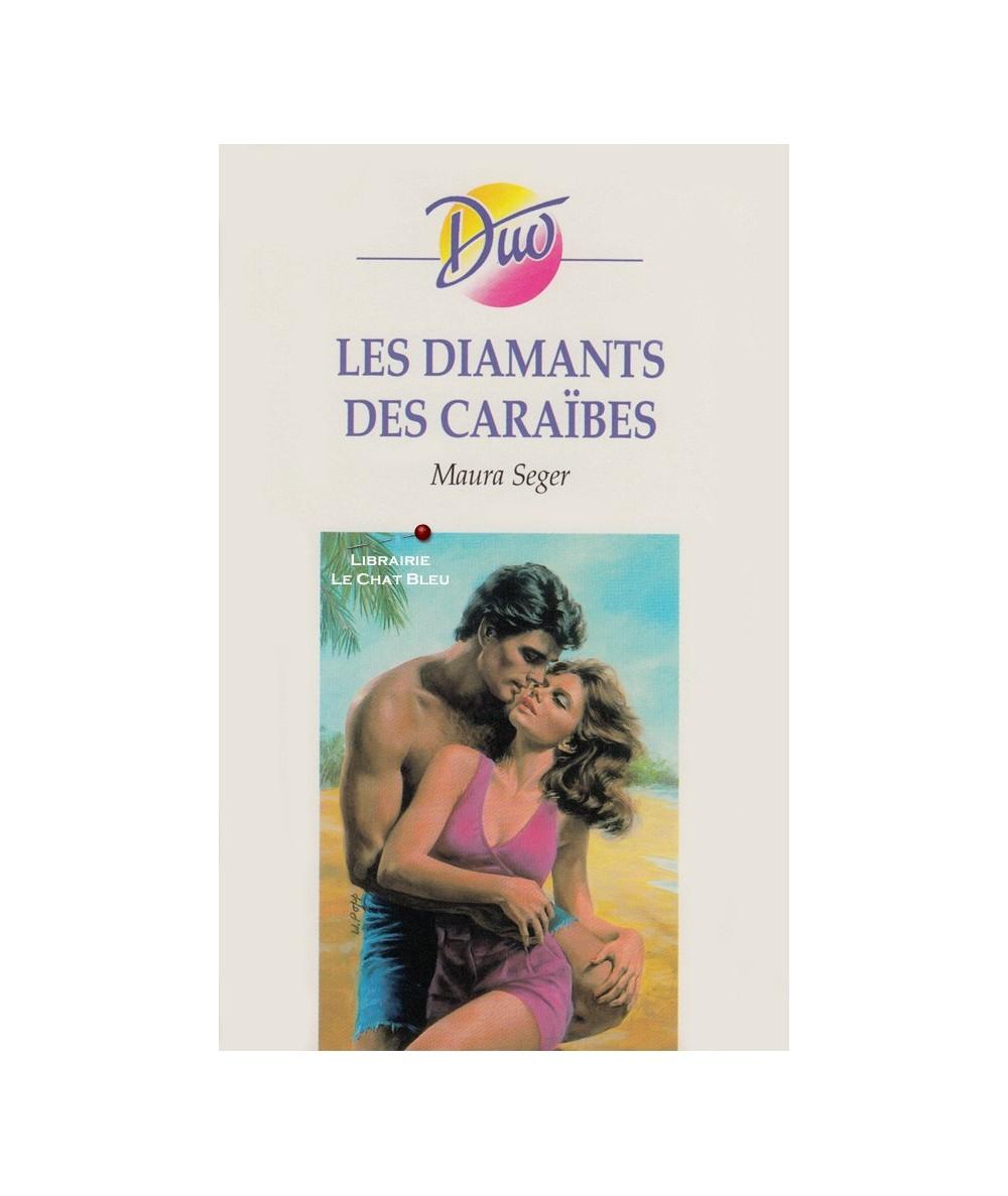 N° 39 - Les diamants des Caraïbes (Maura Seger)