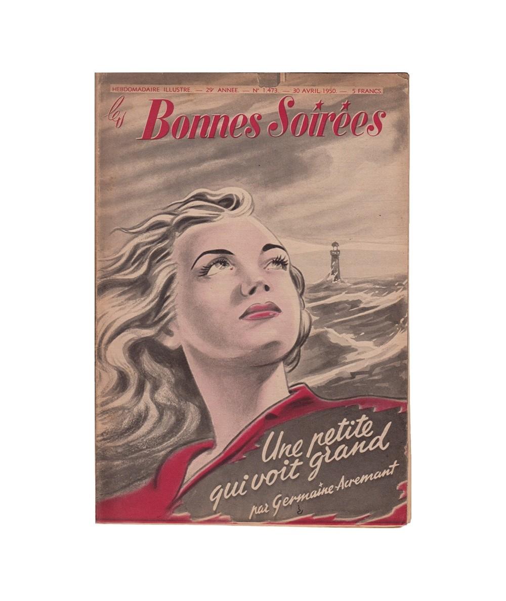 N° 1.473 - Les Bonnes Soirées du 30 avril 1950