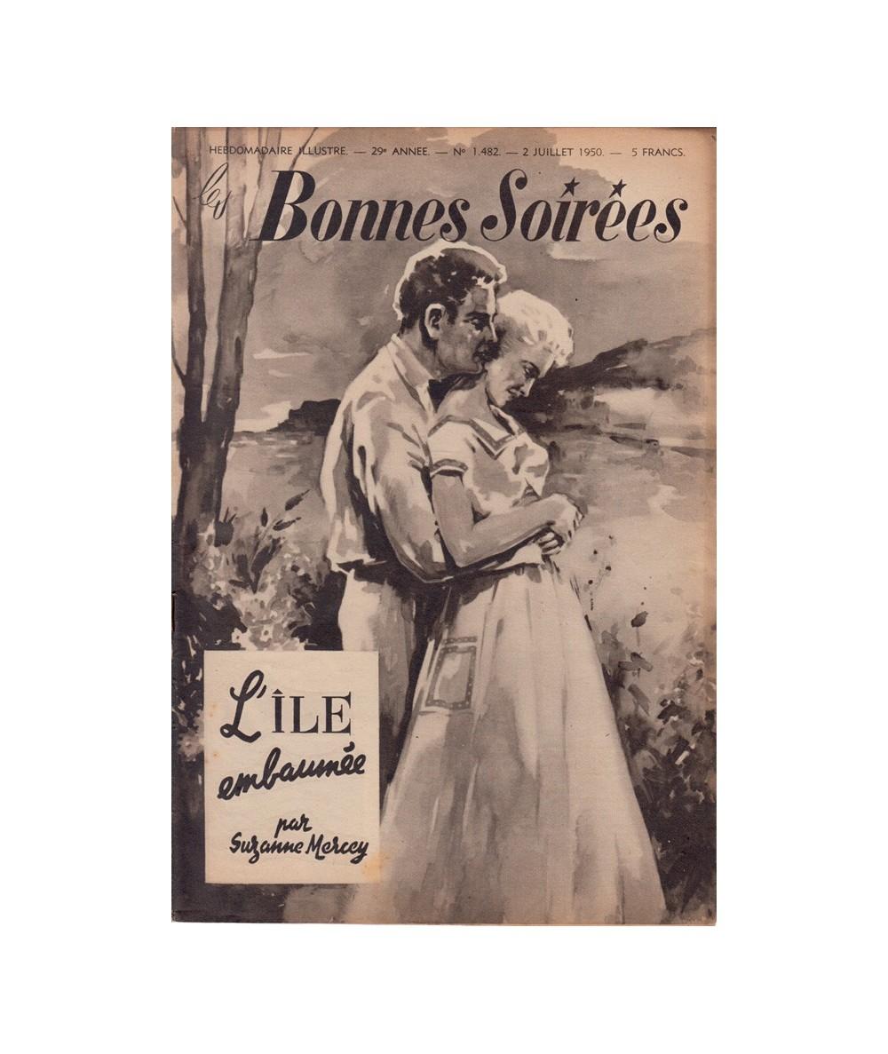N° 1.482 - Les Bonnes Soirées du 2 juillet 1950