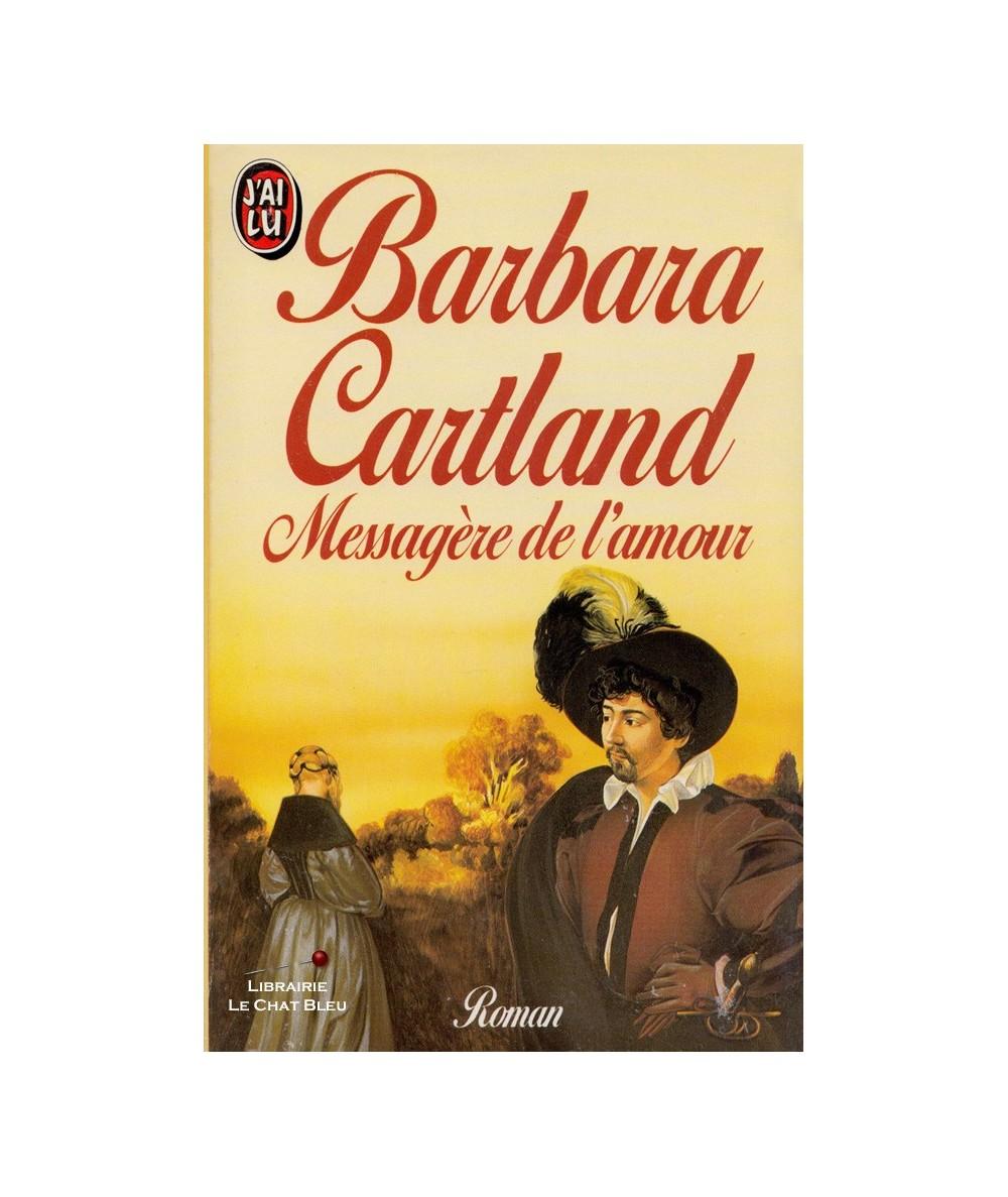 N° 1098 - Messagère de l'amour (Barbara Cartland)